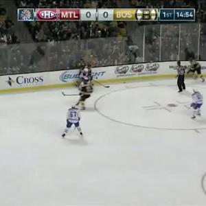 Canadiens at Bruins / Game Highlights