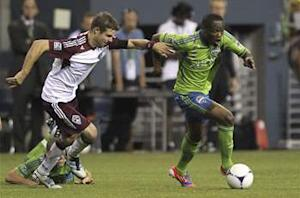 MLS Preview: Colorado Rapids - Seattle Sounders FC