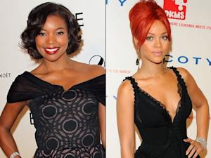 Gabrielle Union/Rihanna -- Getty Images / WireImage