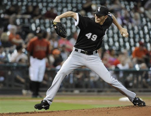Sale solid as Sox beat Astros 5-1 in exhibition