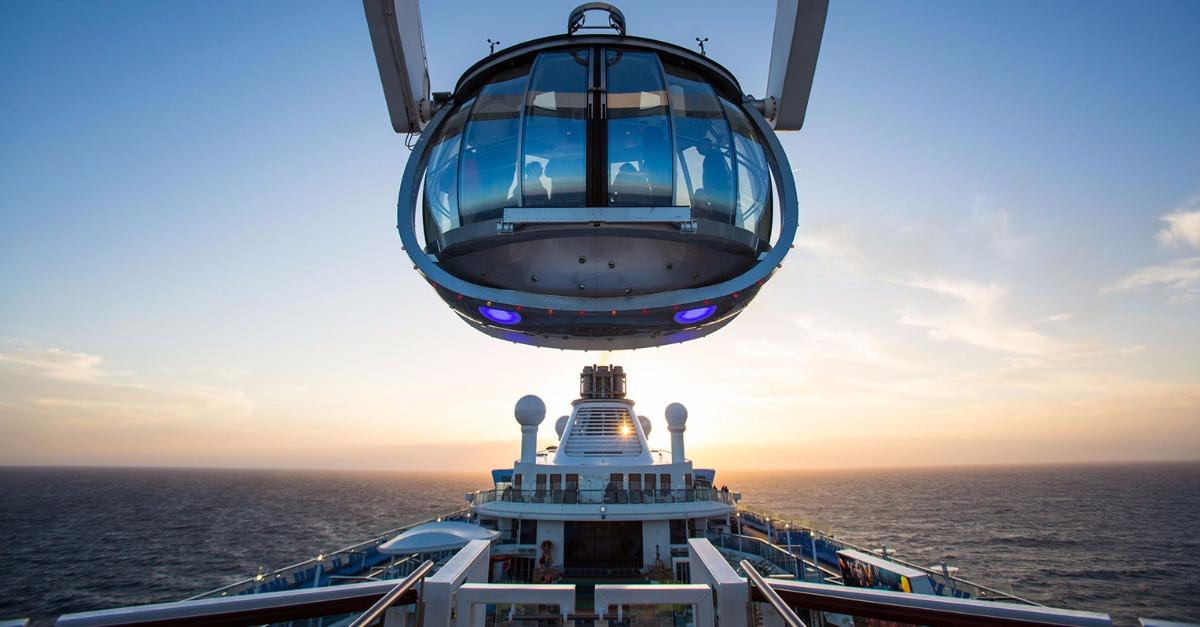 See Royal Caribbean's Incredible New Cruise Ship