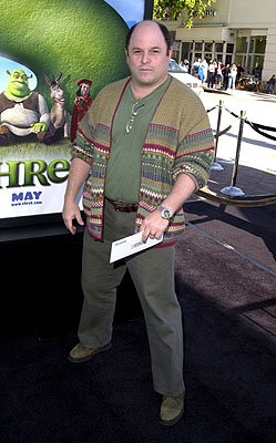 Premiere: Jason Alexander at the Westwood, CA premiere of DreamWorks Pictures' Shrek - 4/22/2001