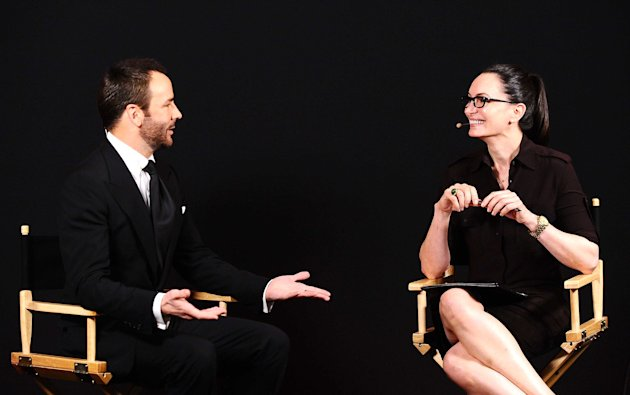 Tom Ford Talks Eccentric London Style, Collaborating With H&M PLUS Insecure Moments