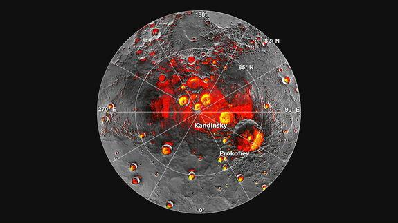 It's Official! Water Ice Discovered on Mercury
