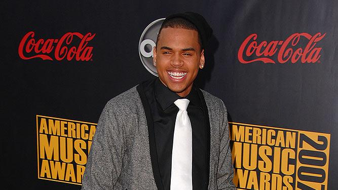 Brown Chris AMA Awards