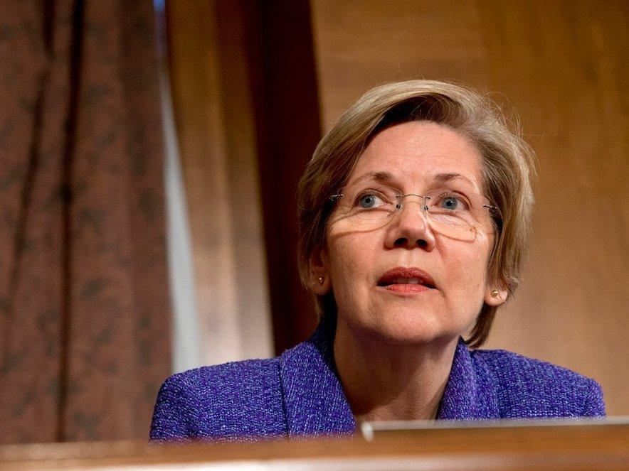 Elizabeth Warren unloads on Republicans for saying they'll block Obama's attempt to replace Scalia
