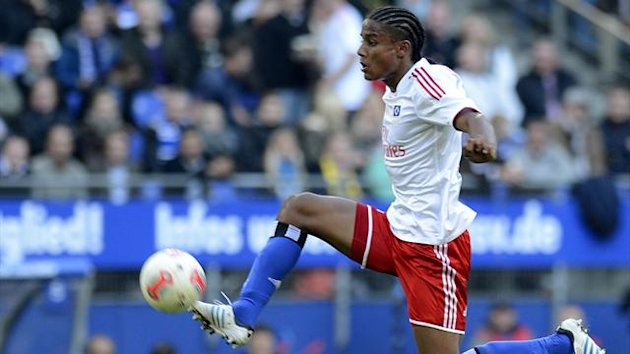 Hamburger SV's (Hamburg) Michael Mancienne