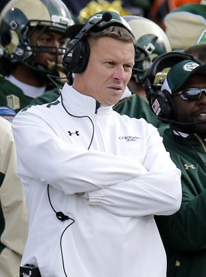 CSU assistant suspended for using gay slur