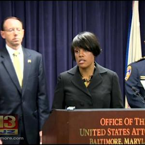 Baltimore Police Partner With Justice Department To Stop Brutality