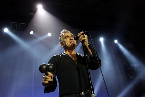 Morrissey to Perform at Meat-Free Staples Center