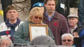 Remembrance Day in Ottawa