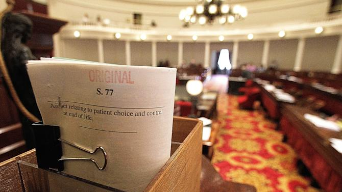 Vt. lawmakers give in on tax changes