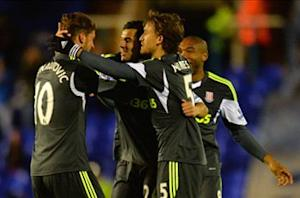 Birmingham City 4-4 Stoke City (2-4 pens): Potters hold nerve in Capital One Cup