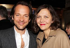 Peter Sarsgaard and Maggie Gyllenhaal | Photo Credits: Bruce Glikas/FilmMagic