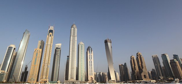 The world's tallest residential building