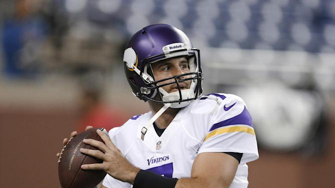 Turnover-prone Ponder must improve for Vikings