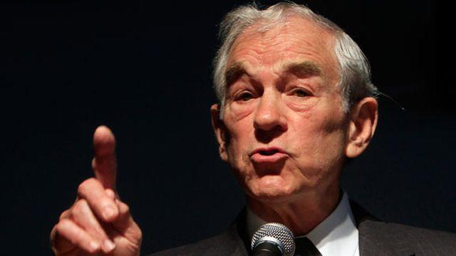 Ron Paul: Would be 'foolish' for US to intervene in Africa