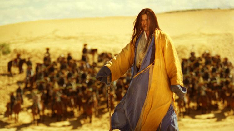 Tony Leung Ka-fai Ashes of Time Redux Production Stills Sony Pictures Classics 2008