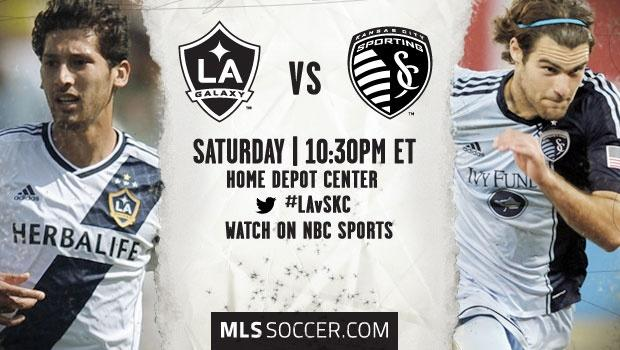 LA Galaxy vs. Sporting Kansas City: MLS Match Preview