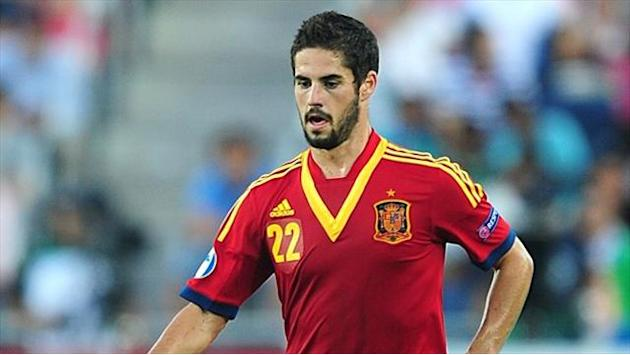 World Cup - Ankle injury forces Isco out of Spain squad
