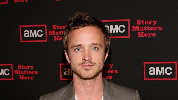 "Aaron Paul (""Breaking Bad"") attends AMC's 2009 TCA Summer Tour cocktail reception at The Langham Resort on July 28, 2009 in Pasadena, California."