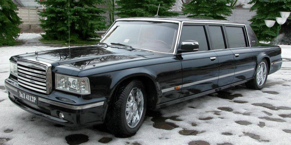 You Can Buy Vladimir Putin's Prototype Limo For $1.2 Million, Negotiable