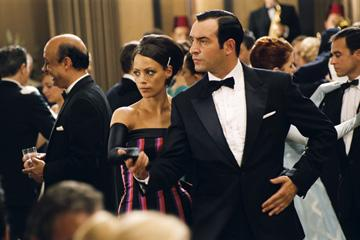 Berenice Bejo and Jean Dujardin in Music Box Films' OSS 117: Cairo, Nest of Spies