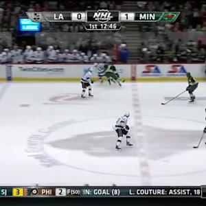 Los Angeles Kings at Minnesota Wild - 03/28/2015