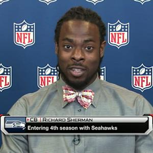 Seattle Seahawks cornerback Richard Sherman: Following around #1 WR is 'disrespectful' to the secondary