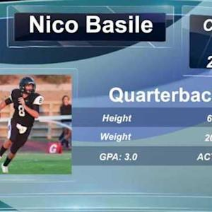 Nico Basile Highlight Reel
