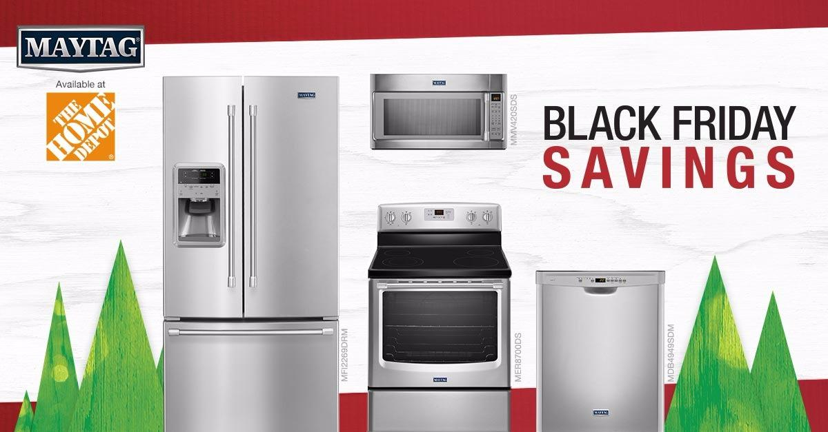 Maytag Black Friday Sale