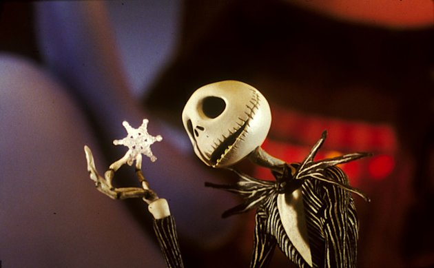 Tim Burton's The Nightmare Before Christmas Production Stills Walt Disney 1993