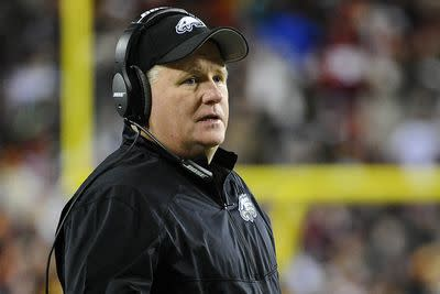 Chip Kelly says LeSean McCoy is 'wrong' about racism accusation