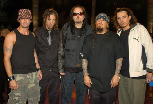 Korn Reunites with Brian 'Head' Welch