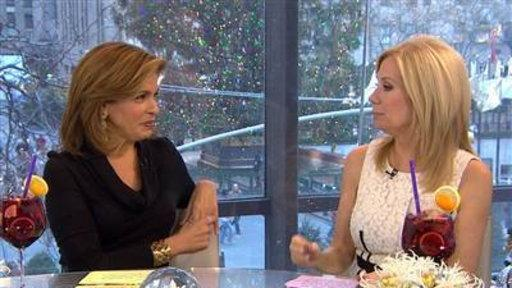 Hoda Tests 'Pinocchio' Nose Lie Detector On KLG