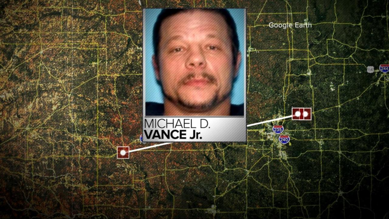 Police: Oklahoma Double Murder Suspect Has Hit List, May Be Headed to Nevada