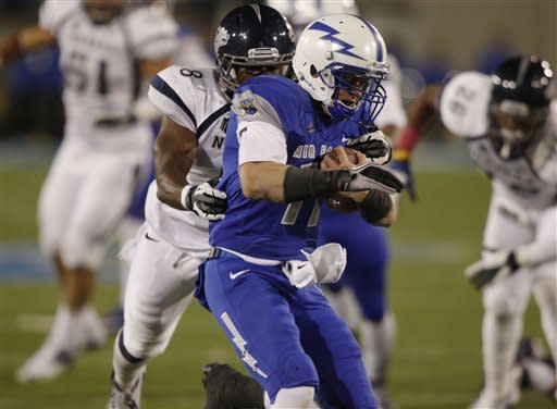 Air Force runs all over Nevada 48-31