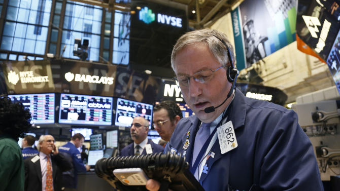 Stocks drop following Fed doubts about stimulus