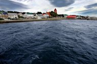 <p>File photo of Port Stanley in the Falkland Islands. Analysts believe oil supplies worth tens of billions of dollars may lie off the Falklands, and London enraged Buenos Aires by authorising prospecting in 2010.</p>