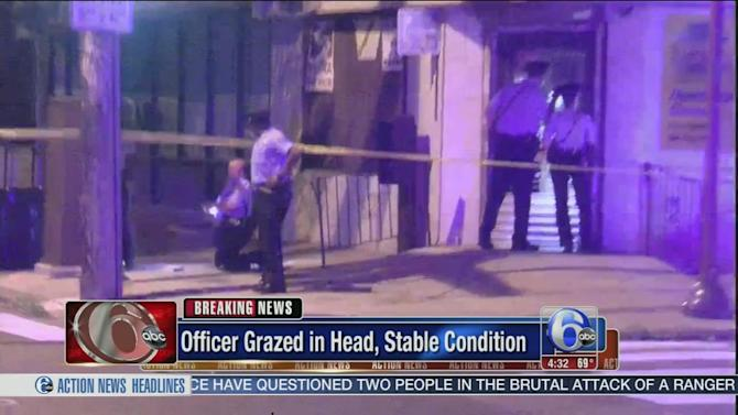 Officer released from hospital after shootout in Tacony; suspect dead
