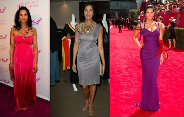 Padma Lakshmi's bold accessories