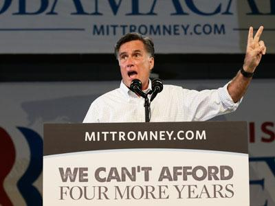 Romney: 'Obama doesn't know how to fix economy'