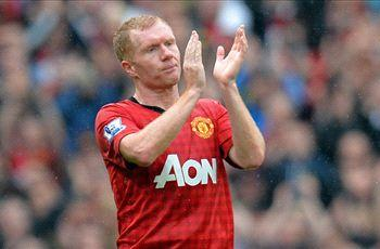 Scholes snubs Manchester United coaching role