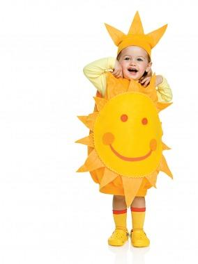 Here Comes the Sun Costume