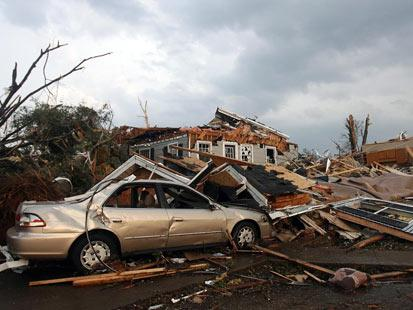 Wicked Weather: Tornado Hits Oklahoma