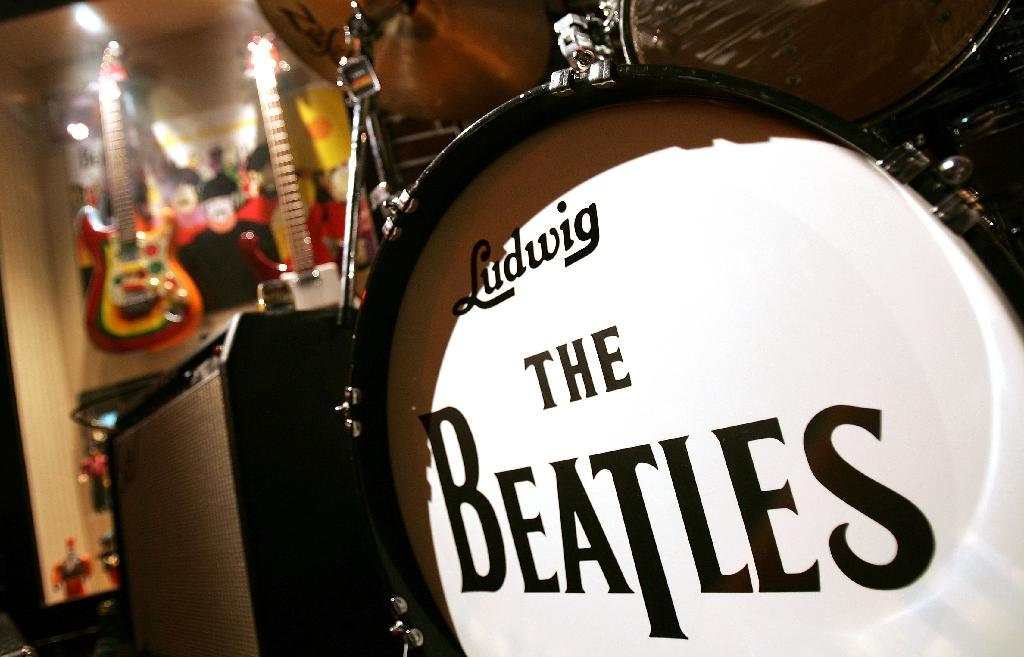 Presley piano, Beatles drum head to go under the hammer