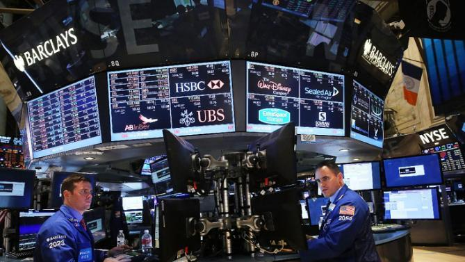 Why the financial sector is seeing steep declines