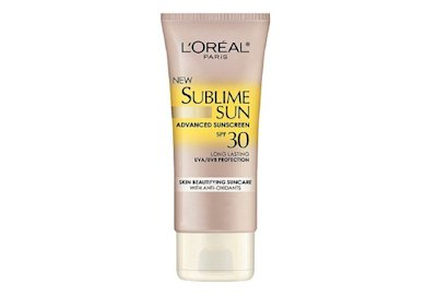 L'oreal Sublime Sun Body Lotion