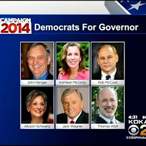 Governor's Race: Who's In?