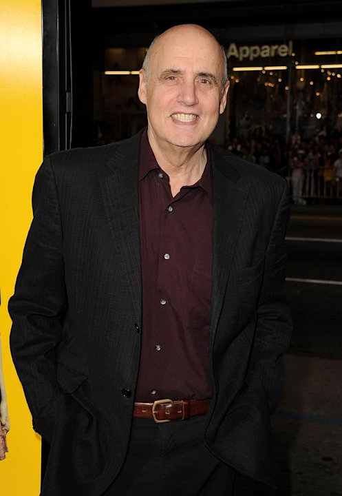 "Jeffrey Tambor arrives at the premiere of Universal Pictures' ""Paul"" held at Grauman's Chinese Theater on March 14, 2011 in Hollywood, California."